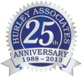 Hurley Associates 25th Anniversay 1988-2013